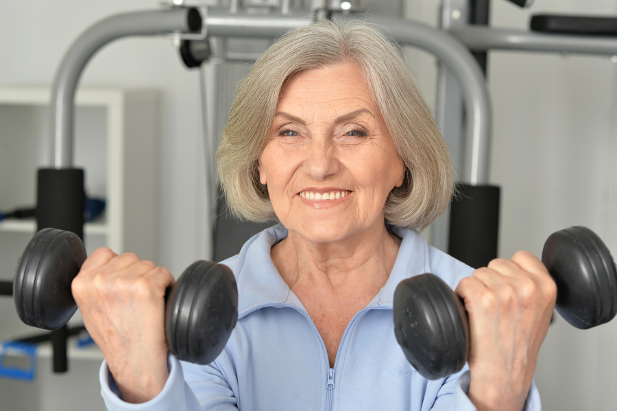 senior training osteoporosis