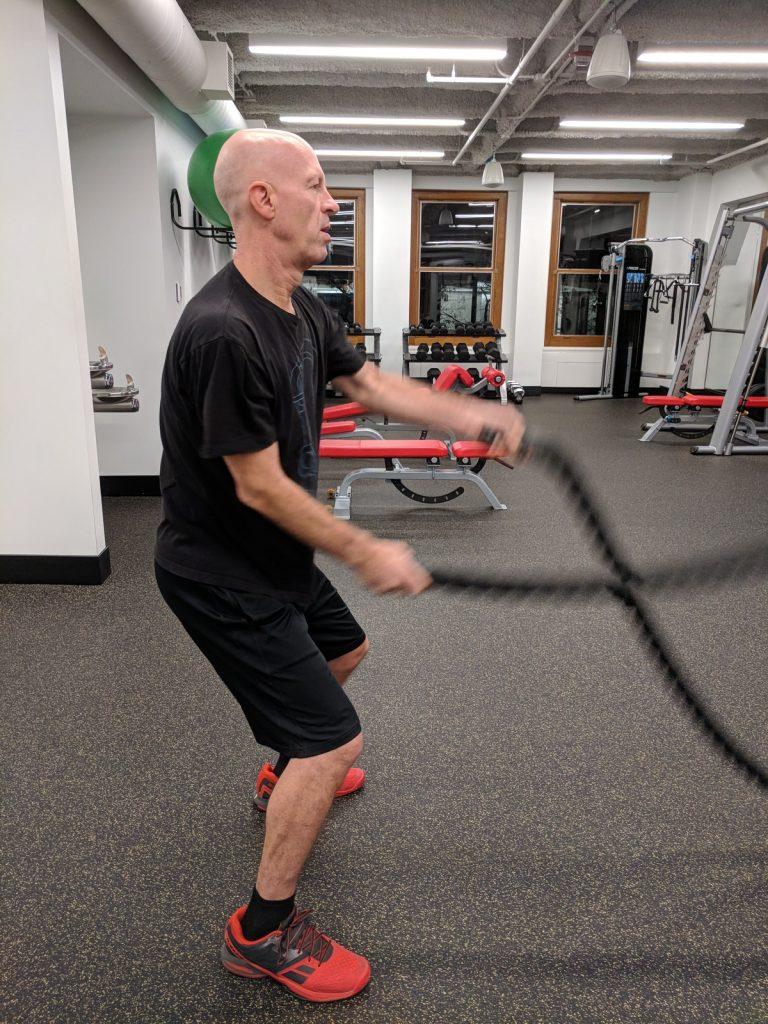 weight loss ropes